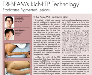 TRI-BEAM's Rich-PTP Technology