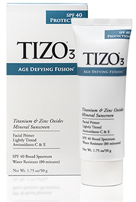 TiZo3 Facial Mineral Sunscreen Tinted