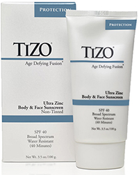 TiZo Utra Zinc Body & Face Suncreen Non-Tinted