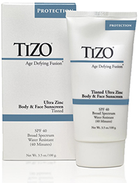 TiZo Utra Zinc Body & Face Suncreen Tinted